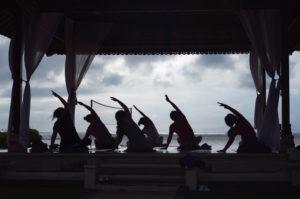 home yoga or Team
